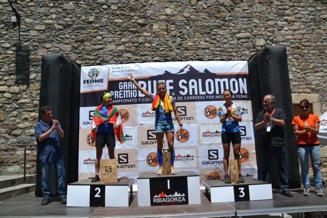 Lee más sobre el artículo Nuria Picas y Alfredo Gil Campeones de España de carreras por montaña