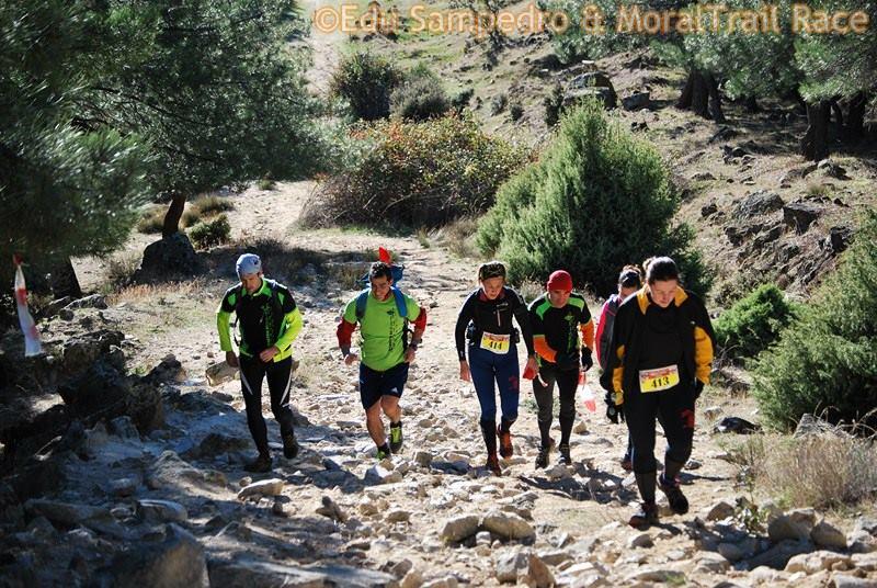 Foto: Edu Sampedro - Moral Trail Race