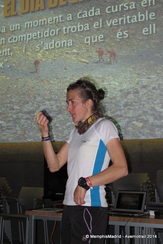 Lee más sobre el artículo Entrevista a Nuria Picas en su Training Day de Enero