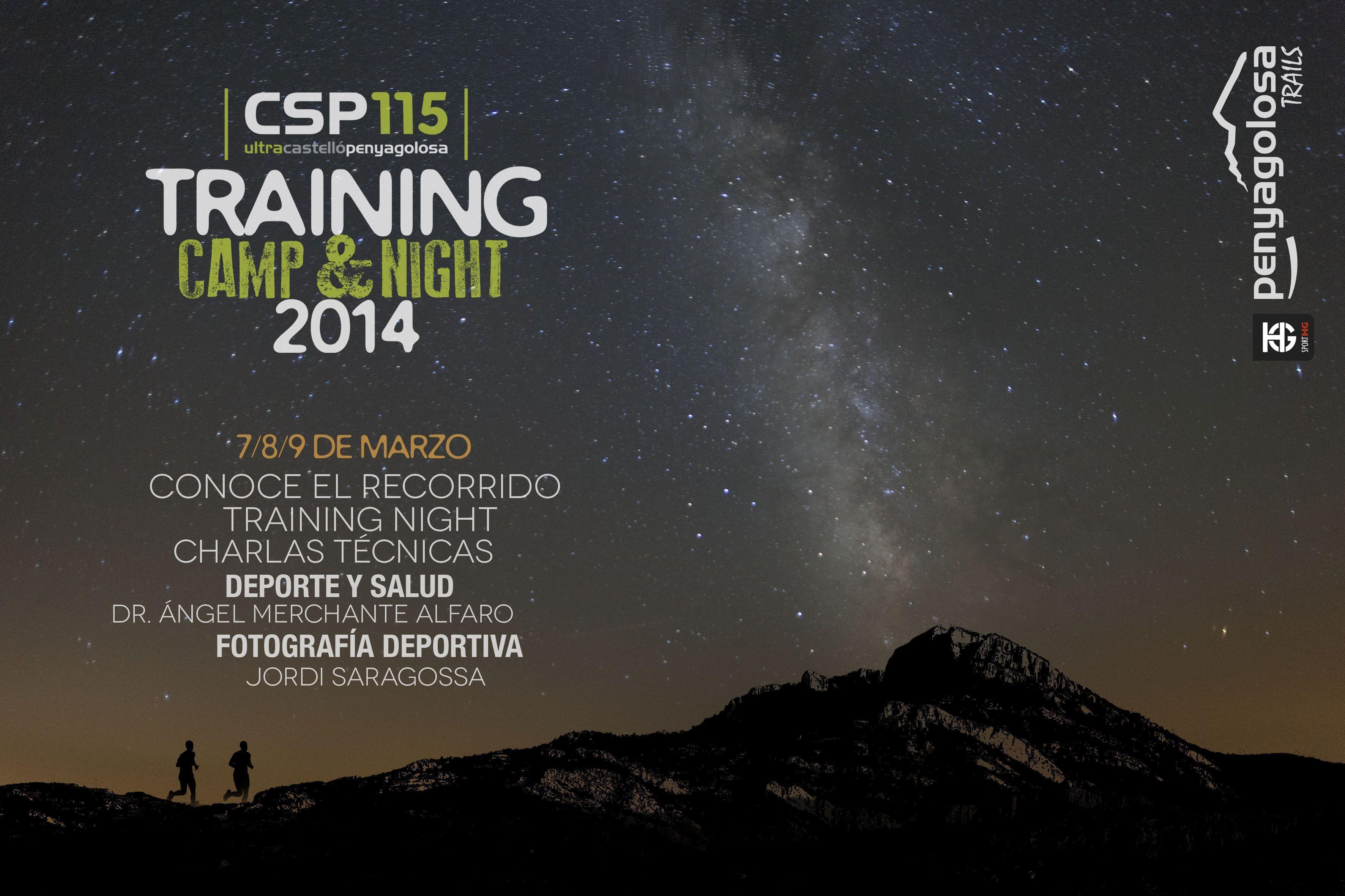 En este momento estás viendo Training Camp de Penyagolosa Trails 2014 (7,8 y 9 de Marzo)