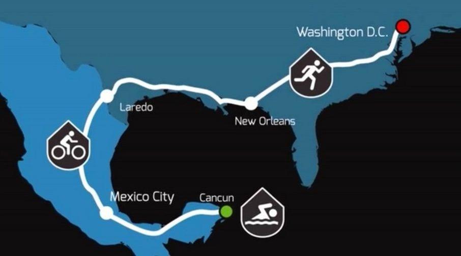 Lee más sobre el artículo Norma Bastidas afronta el record del triatlon mas largo del mundo