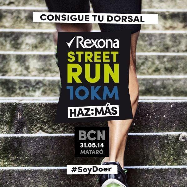 Lee más sobre el artículo Mataró, nueva parada del Circuito Rexona Street Run