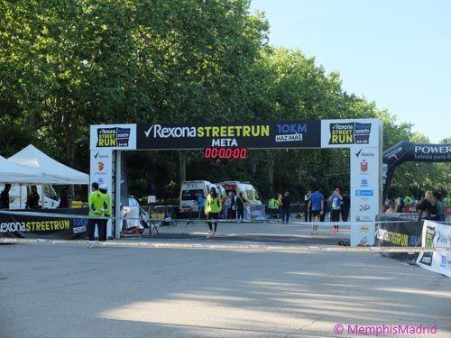 Rexona Street Run Madrid 10km