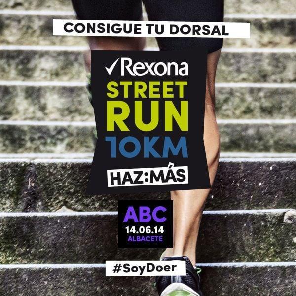 Lee más sobre el artículo Albacete, nueva parada de las Rexona Street Run