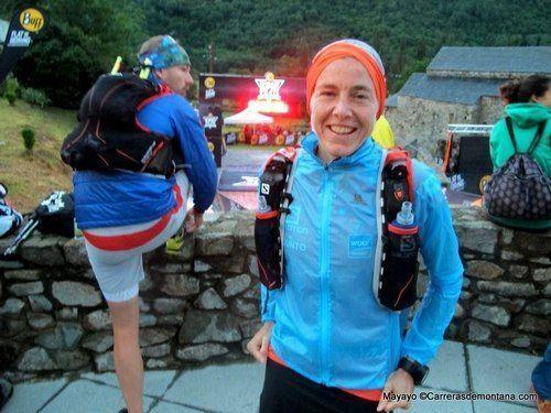 Lee más sobre el artículo Julia Böttger, del Salomon Running, entrevistada por Mayayo:  La campeona del Andorra Ultra Trail 2014, presentada por Nerea Martínez.