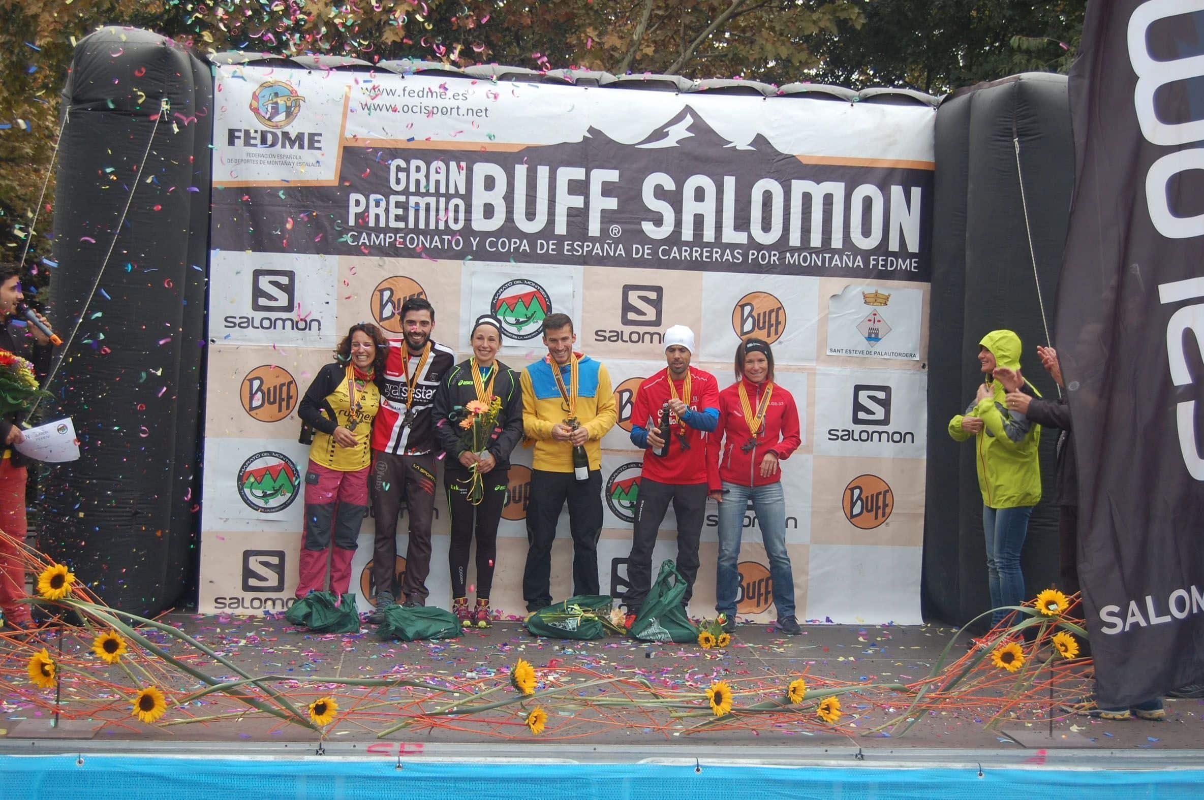 Lee más sobre el artículo Alfredo Gil y Laia Andreu se coronan en la IV Marató del Montseny