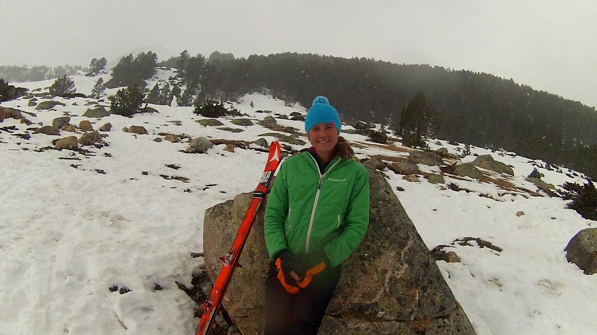 Lee más sobre el artículo Mireia Miró vuelve a la competición disfrutando de las carreras de esqui de montaña