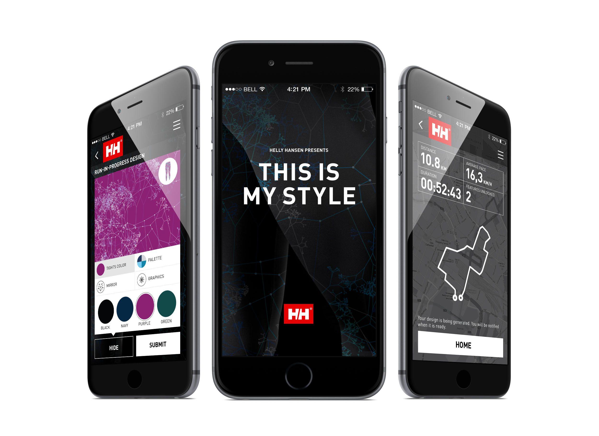 Lee más sobre el artículo La marca noruega Helly Hansen y su app de entrenamiento para mujeres: #ThisIsMyStyle