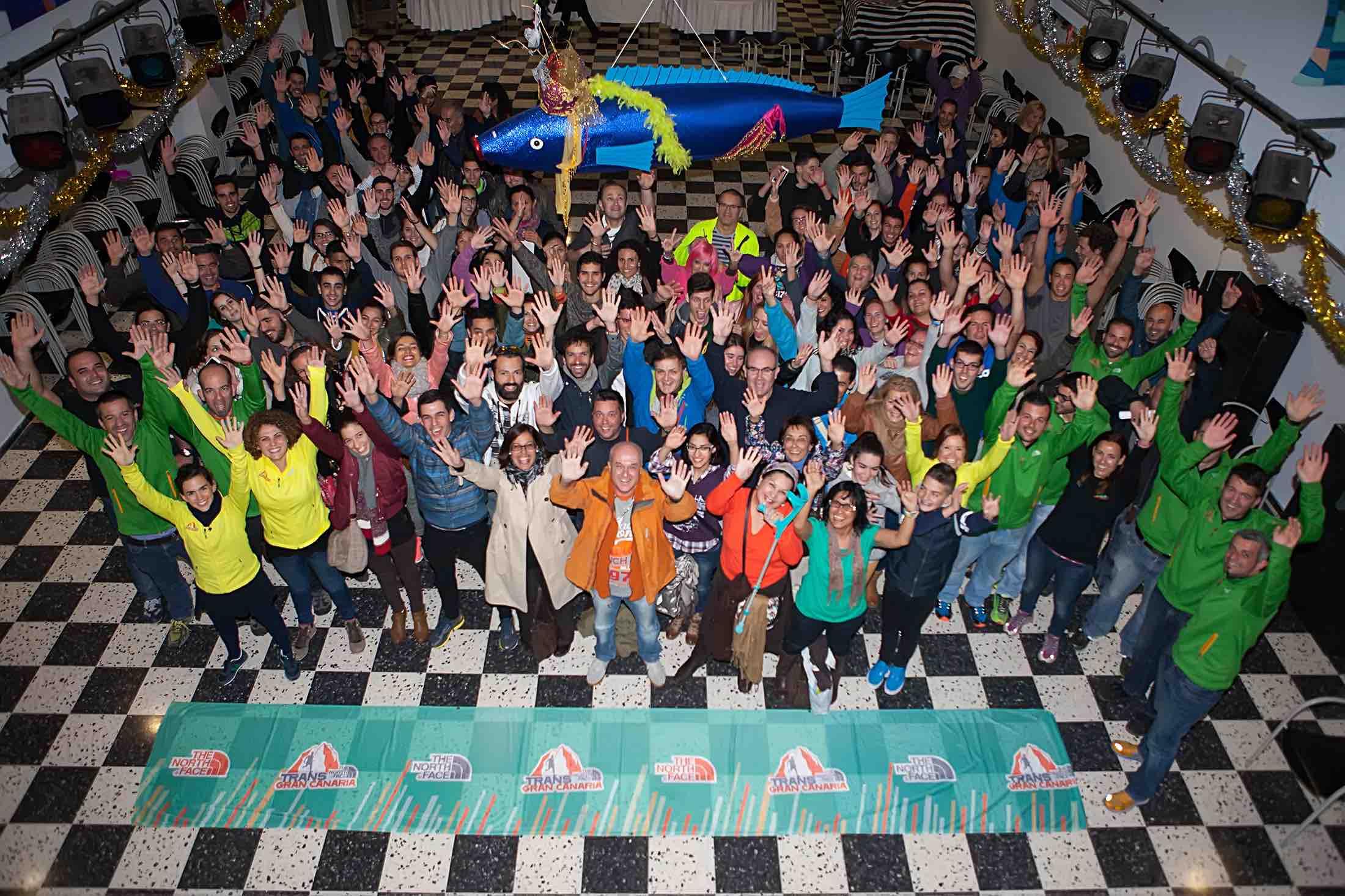 Lee más sobre el artículo 400 voluntarios en The North Face® Transgrancanaria® para que todos cumplamos nuestro sueño