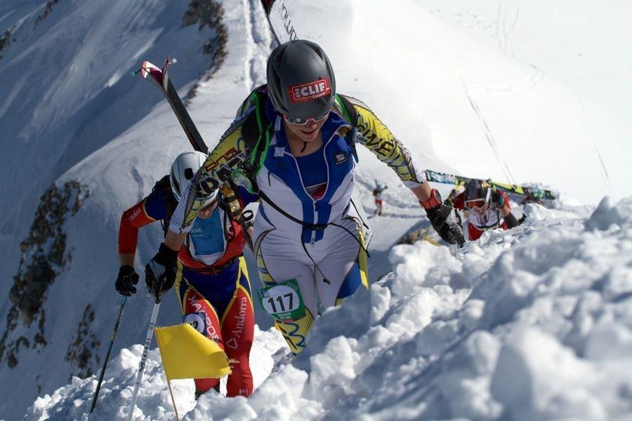 En este momento estás viendo Emelie Forsberg termina tercera en la Copa del Mundo de skimo individual