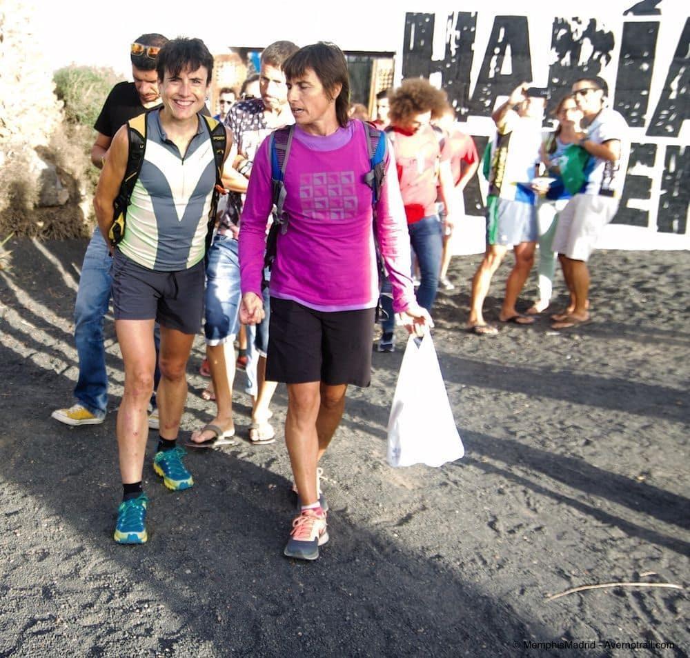 En este momento estás viendo Entrevista a Maite Maiora como ganadora de la Medium (21km) en Haría 2015