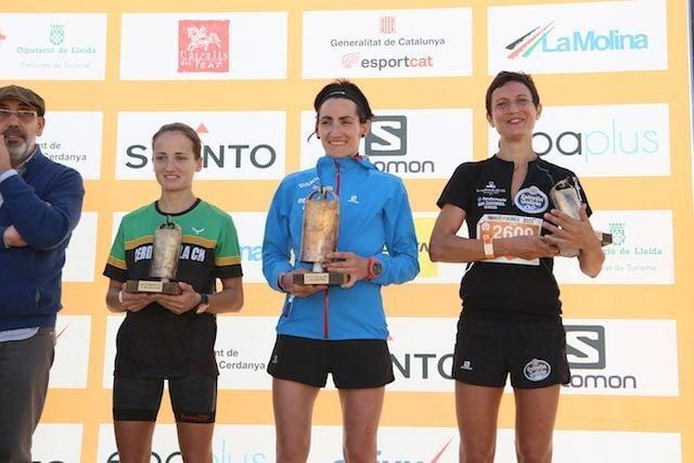 Marató Pirineu Podi Femení_Jordi Vila