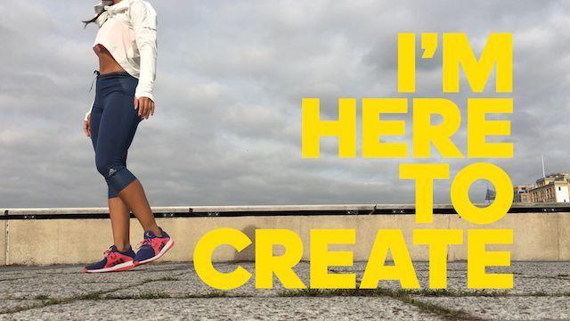 """Lee más sobre el artículo Nueva campaña de adidas """"I'm here to create"""","""