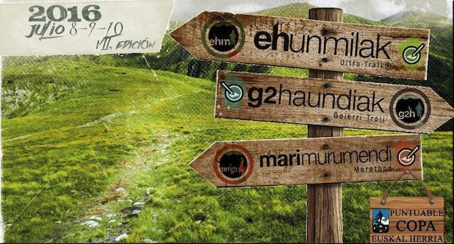 Lee más sobre el artículo Ultimos dorsales para los 168km de Ehunmilak
