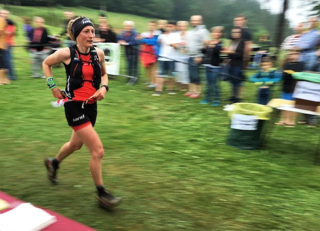Silvia Trigueros gana Ehunmilak 2016 168km. Foto Mayayo
