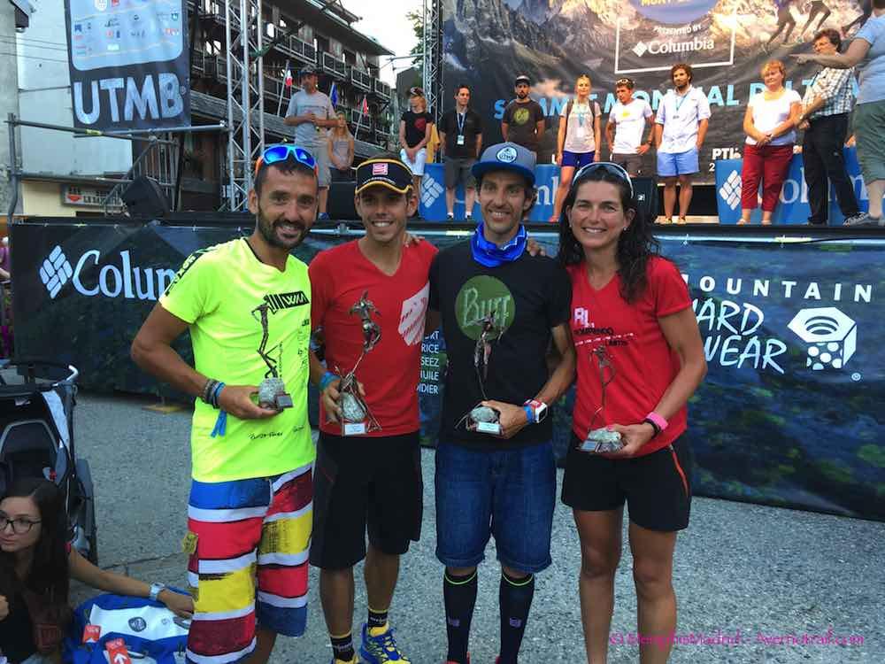En este momento estás viendo Pau Capell y Delphine Avenier ganan TDS, Yeray Duran, Jordi Gamito y Carmen Maria Perez entre los mejores