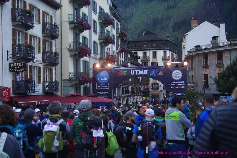 Lee más sobre el artículo Arranca la semana del Ultra Trail Mont Blanc, con la salida de la PTL®