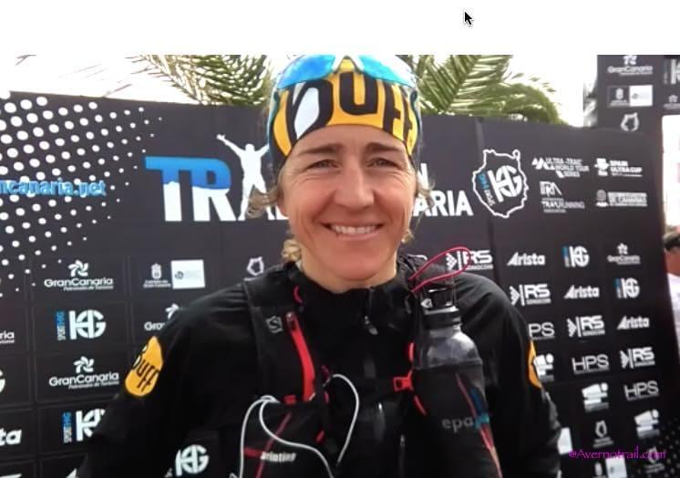 En este momento estás viendo Nuria Picas ganadora femenina en el maratón Transgrancanaria