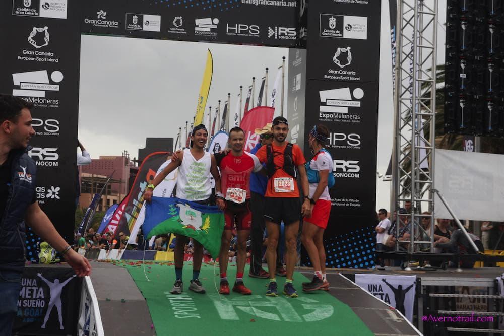 Maraton Transgrancanaria 201712