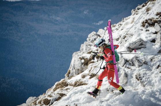 Lee más sobre el artículo Claudia Galicia Campeona del Mundo de Esqui de Montaña
