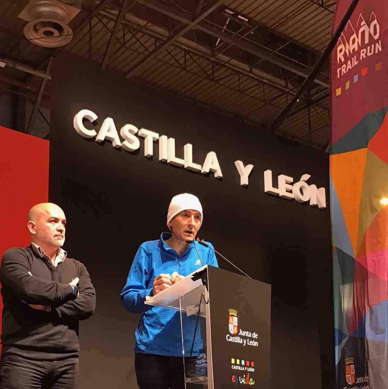 Presentación Riaño Trail Run_Miguel Heras