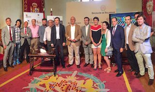 Presentacio?n Ribera Run Race. Foto Diputación Valladolid
