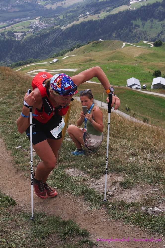 Lee más sobre el artículo Michel Lanne y Mimmi Kotka ganadores de la TDS – Ultra Trail Mont Blanc