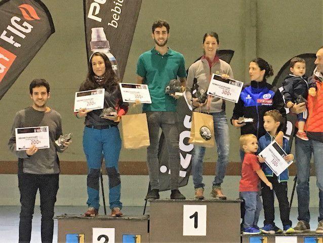 canfranc canfranc 2017 podio maratón