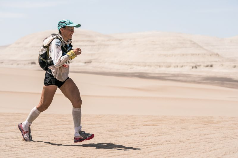 Lee más sobre el artículo Exito en la primera edición del Marathon Des Sables Peru