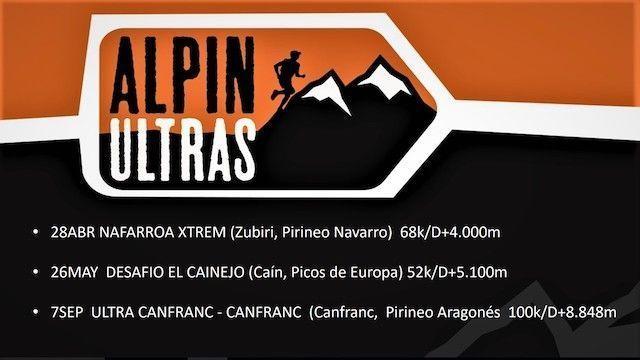 En este momento estás viendo Presentación de la 3ª edición del Circuito Alpinultras