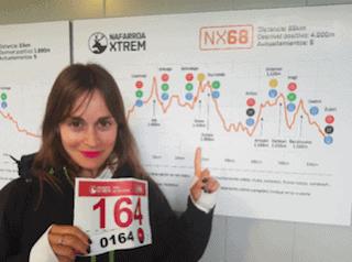 En este momento estás viendo 3ª Edición de Nafarroa Xtrem – Crónica Laura Pozo