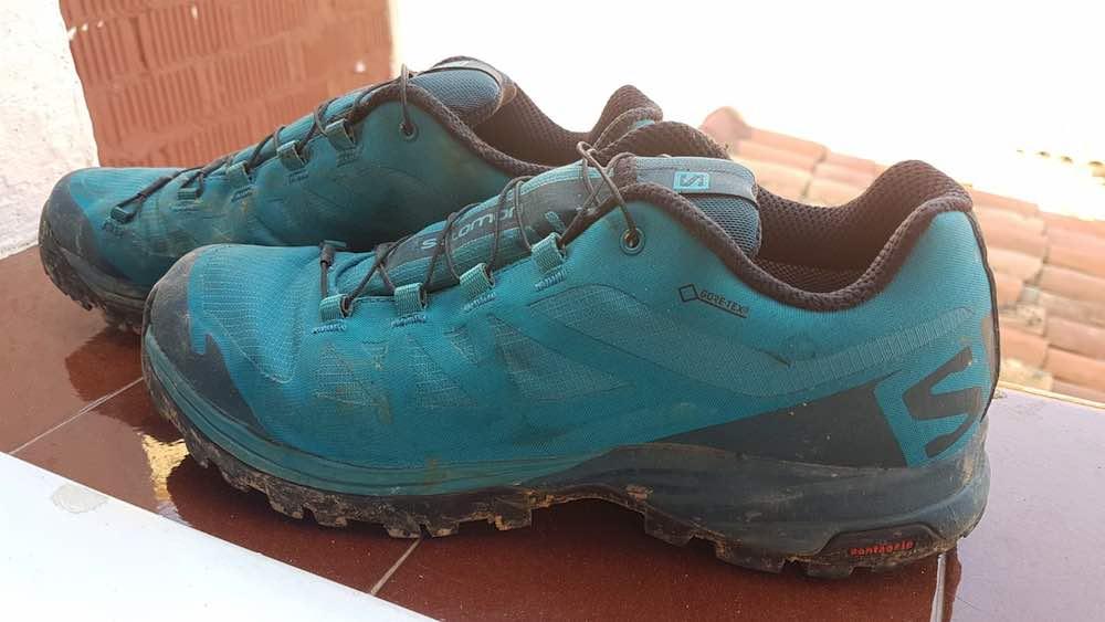 Gtx Mujer Zapatillas De Outpath Salomon UqzGMpSV