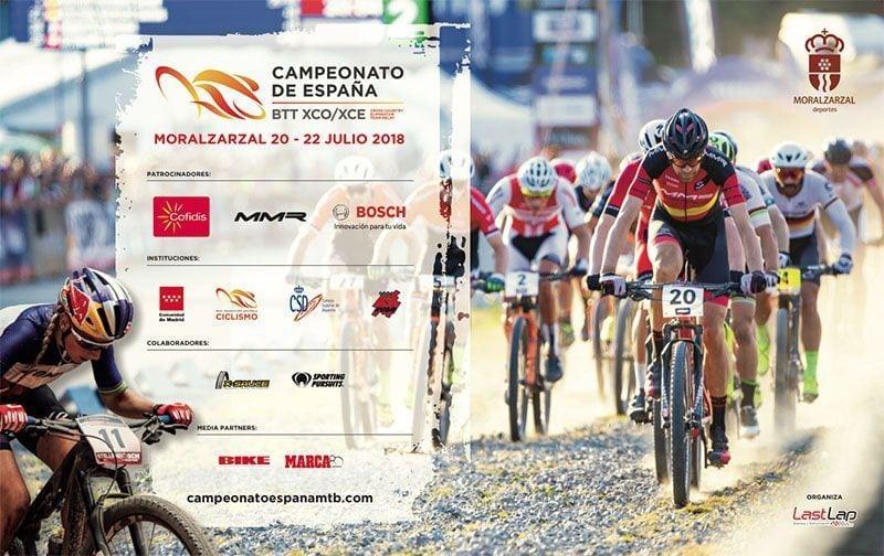 Lee más sobre el artículo El Campeonato de España de MTB XC Olímpico se disputará, en Moralzarzal