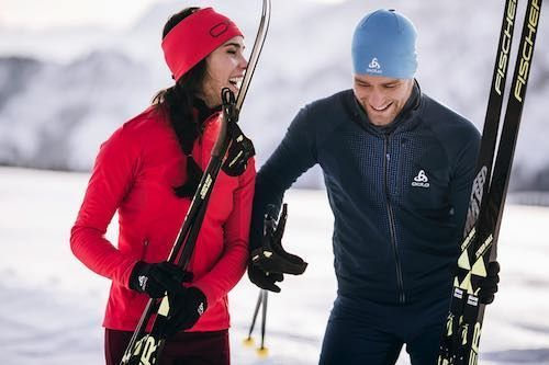 Lee más sobre el artículo Nuevas prendas para esqui de los noruegos Odlo.