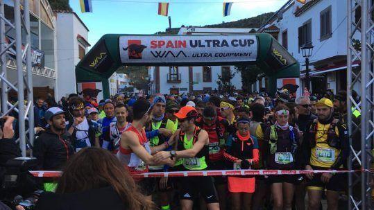 maraton transgrancanaria y el mundial rfea