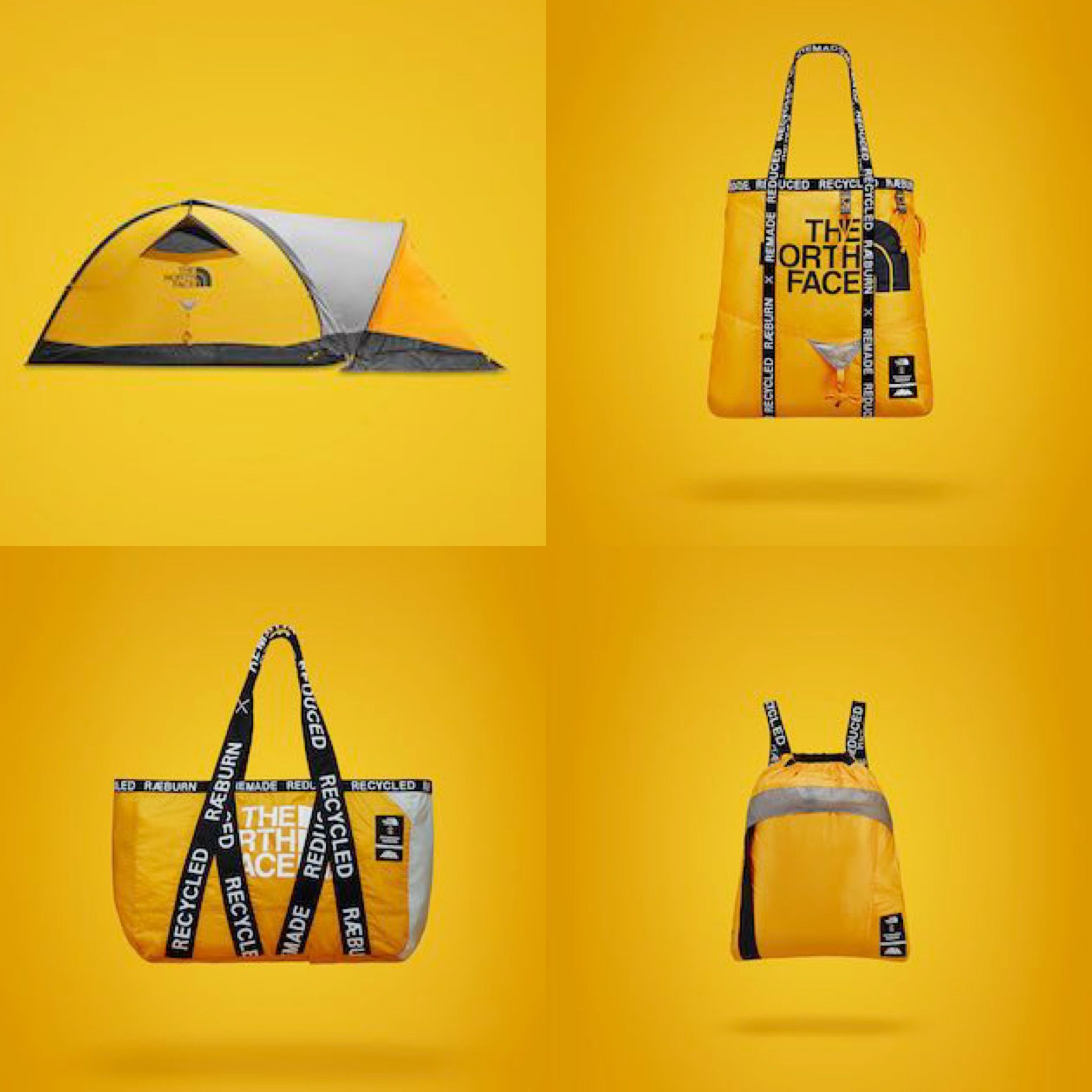 Lee más sobre el artículo Preciosa colección de accesorios reciclados The North Face